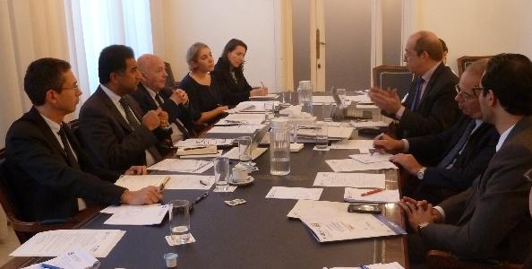 Meeting University Fez