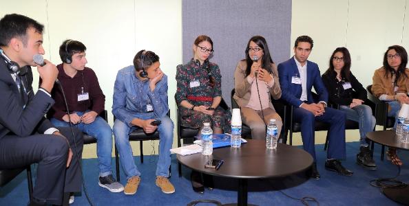 Mediterreanan young beneficiaries