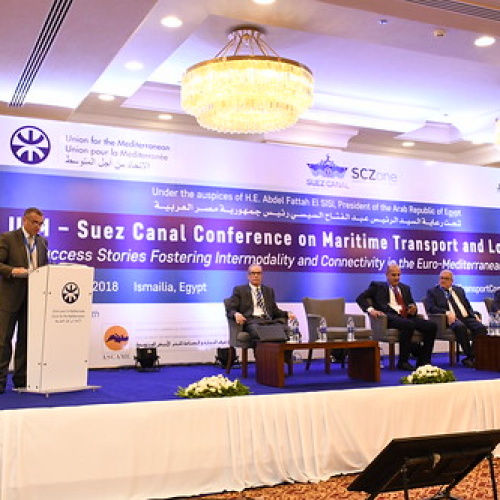 "UfM Conference on Maritime Transport and Logistics • <a style=""font-size:0.8em;"" href=""http://www.flickr.com/photos/56506681@N03/41285911965/"" target=""_blank"">View on Flickr</a>"