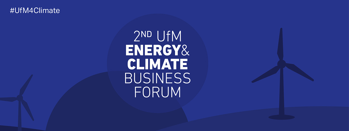 2nd UfM Energy and Climate Business Forum Union for the
